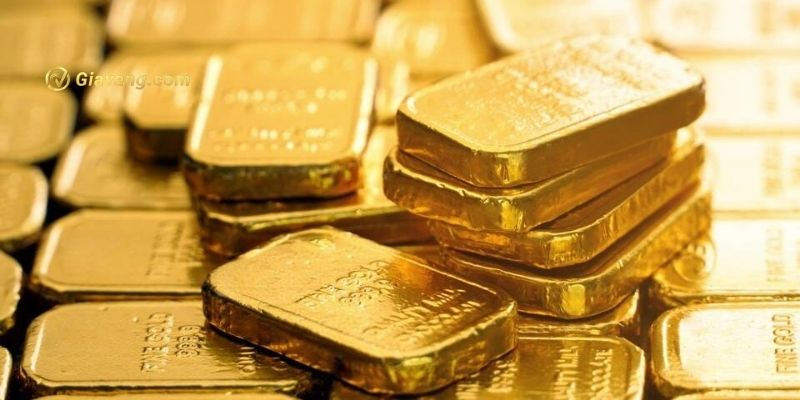 biểu đồ giá vàng