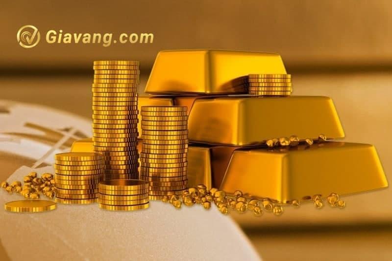 nhu cầu tiêu thụ vàng