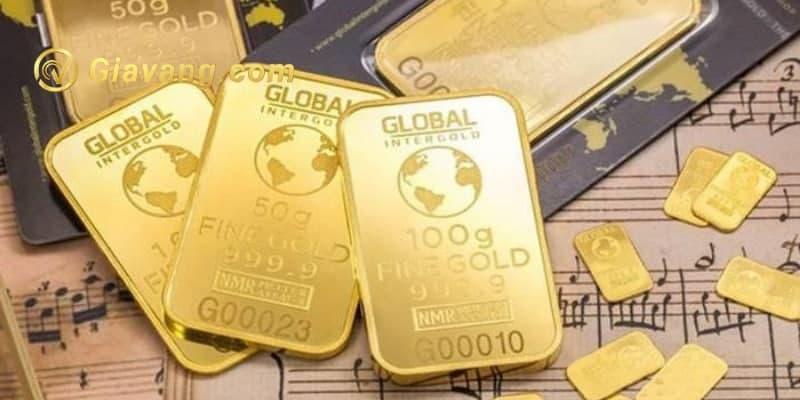 Giá vàng quốc tế