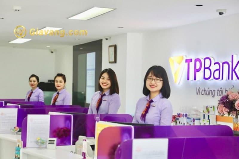 Dịch vụ giữ vàng TPBank