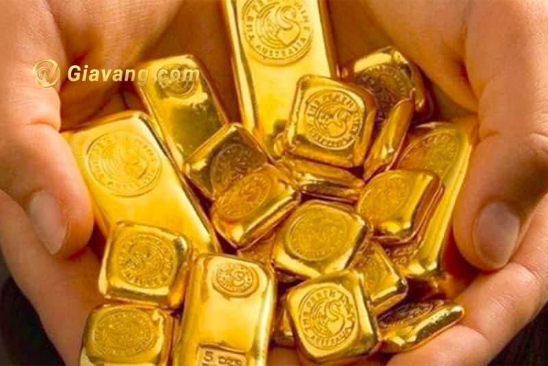 Khoản vàng được rút