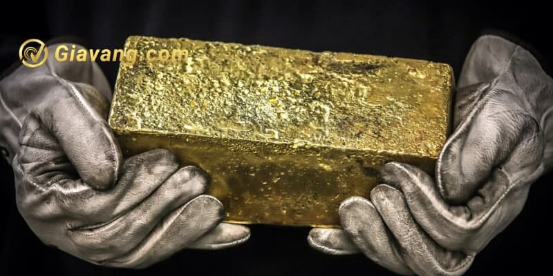 Khai thác vàng mỏ Keats