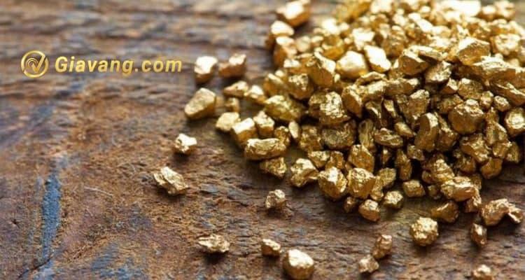 Sản lượng vàng