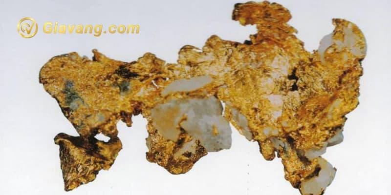 Mỏ vàng tại Sec