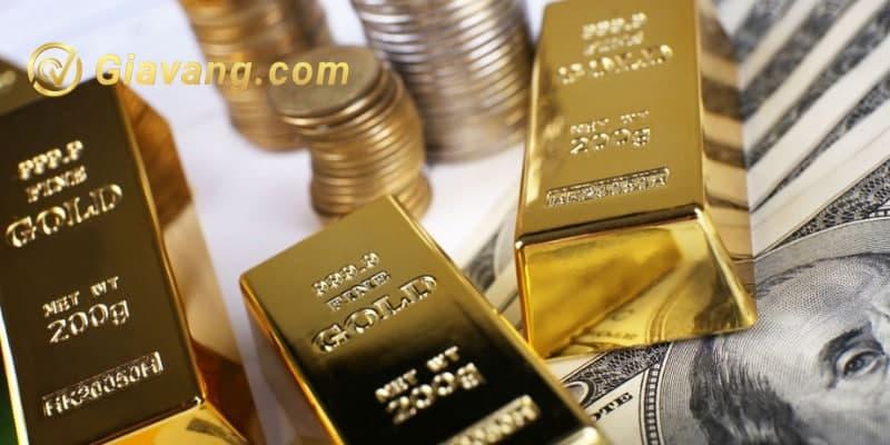Kim loại vàng tăng
