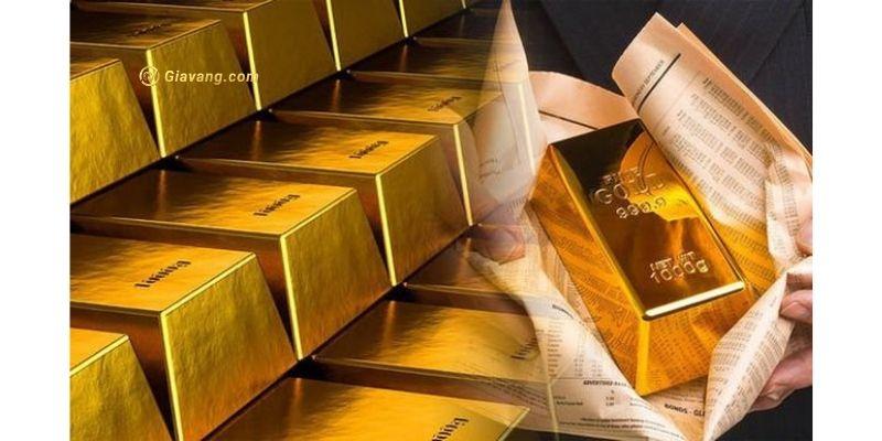 thao túng giá vàng