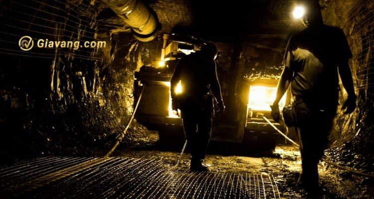 Mỏ vàng Burkina Faso