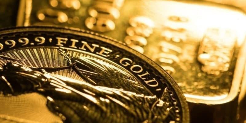 Vàng có thể tăng