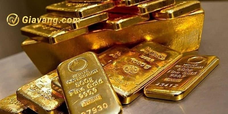 Vàng bị tác động bởi Covid