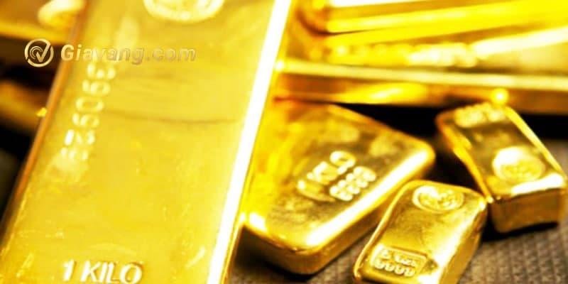 Hợp đồng tương lai vàng hướng tới mức giảm