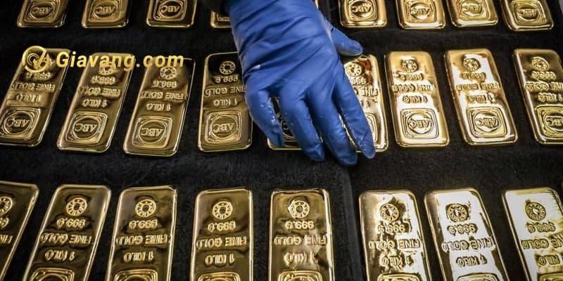 Vàng bị các nhà đầu tư thờ ơ