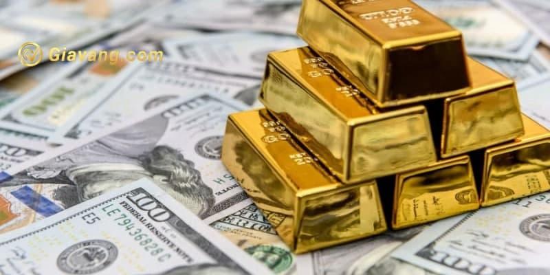 Vàng giảm nhất trong 1 tháng khi đồng đô la tăng
