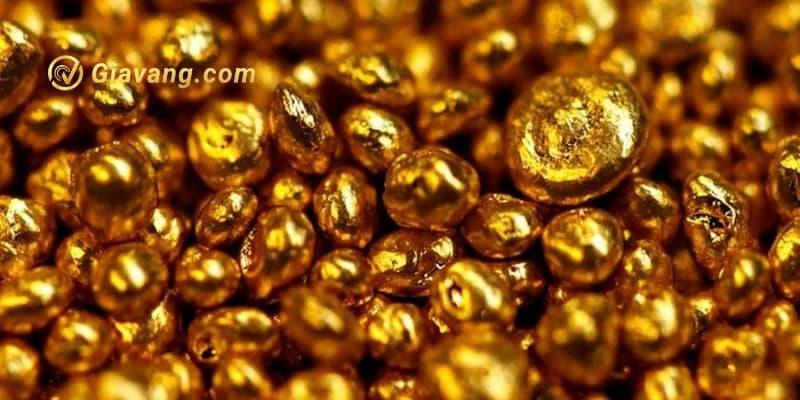 Khai thác vàng ở Okvau