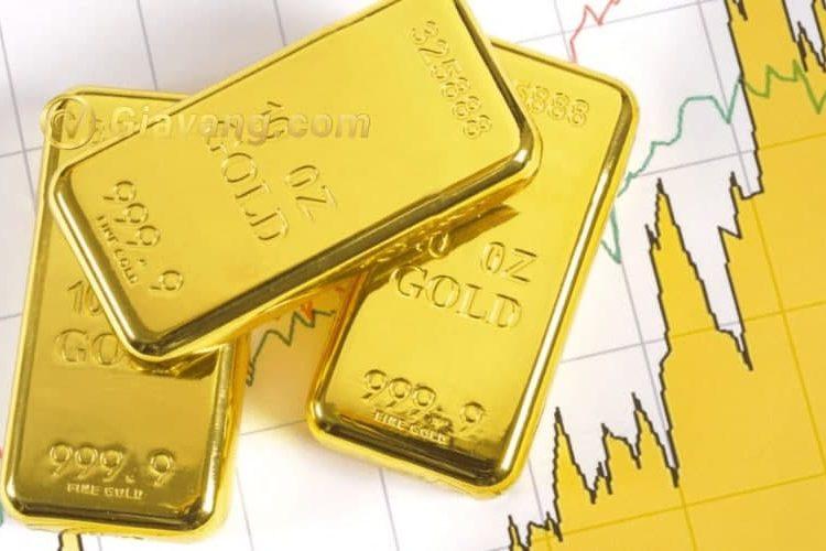 Giá vàng tăng cao