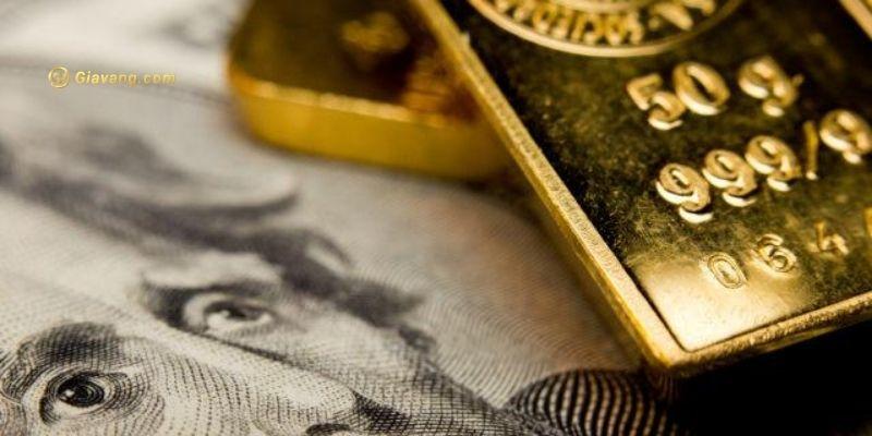 Vàng tăng giá